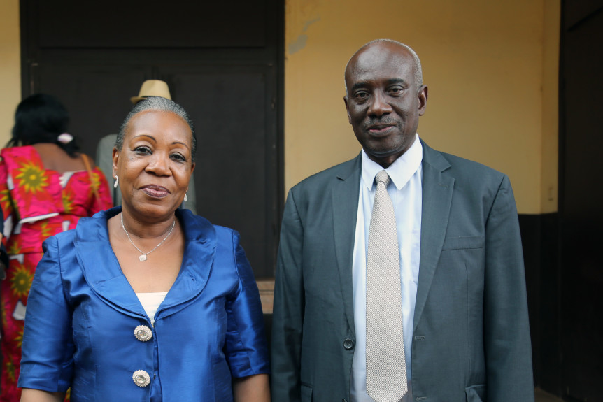 Africa Group for Justice and Accountability was represented by two members during the conference Special Criminal Court for Central African Republic — Context, Challenges and Perspectives on 22 September 2016 in Bangui, Central African Republic. Former Central African Republic Transitional President Catherine Samba-Panza and  former Prosecutor at the International Criminal Tribunal for Rwanda Hassan Bubacar Jallow.