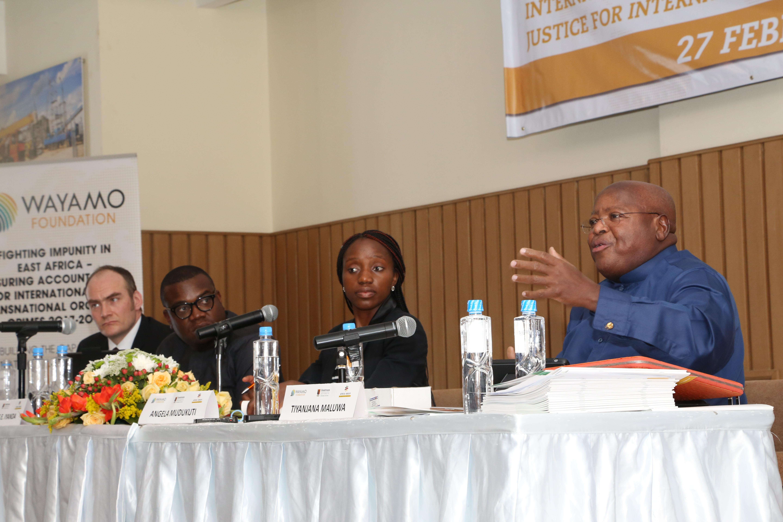 Nairobi five key events: Networks of Accountability